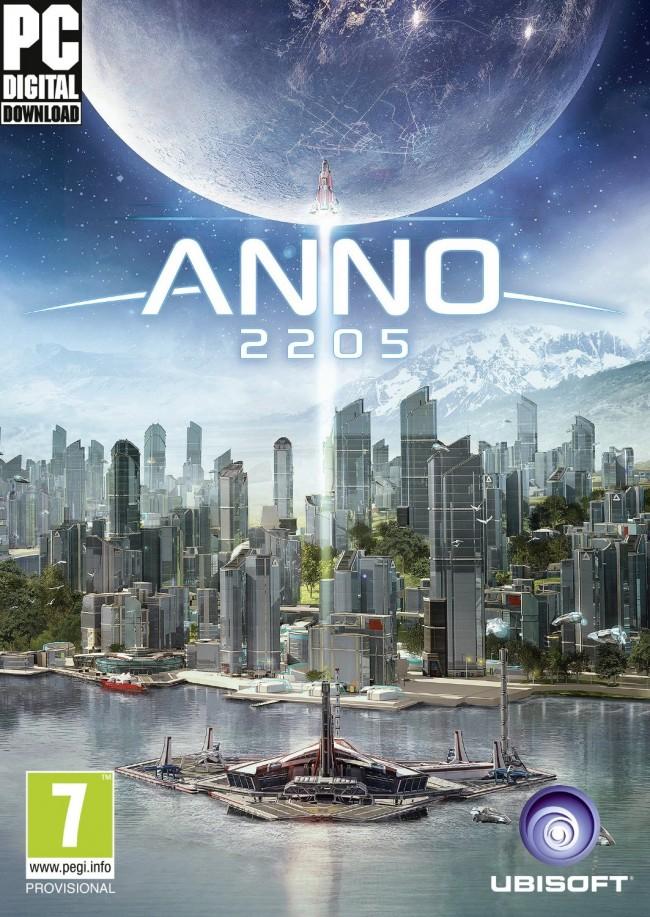 Anno 2205 (uPlay) für 6,55€ (CDKeys)