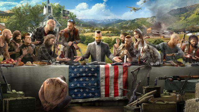Far Cry 5 (PC Key)