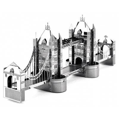 Londoner Tower Bridge 3D Metall-Puzzle für 0,60€ (Gearbest)