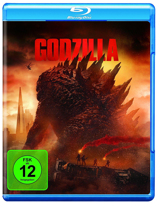 Godzilla (Blu-ray) für 5,98€ (Dodax & Amazon Prime)