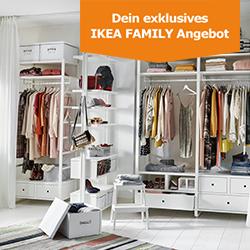 IKEA Family Aktion ELVARLI Serie, je 150 € Einkaufswert 25 € geschenkt