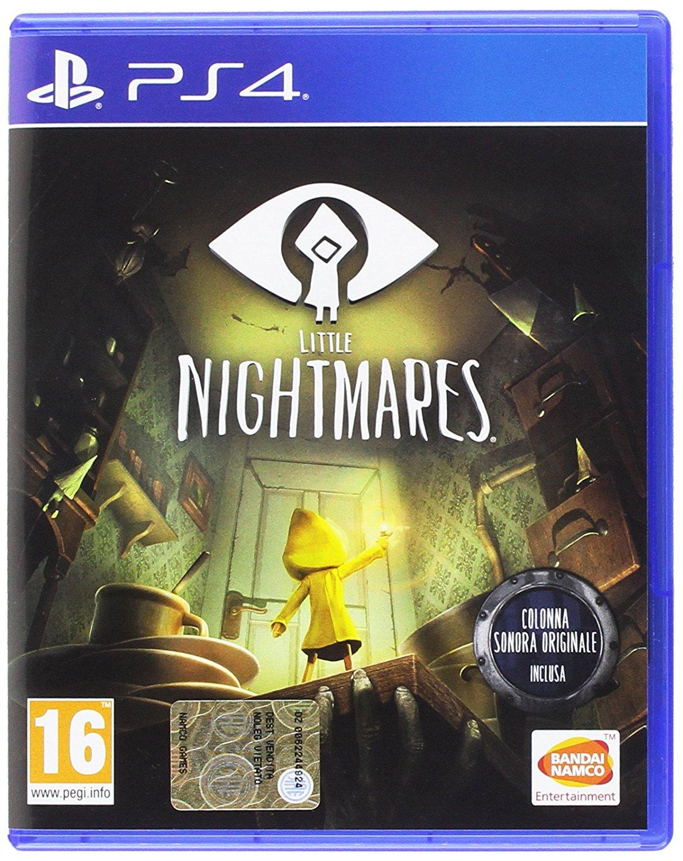 Little Nightmares (PS4) für 13,61€ (Amazon IT)