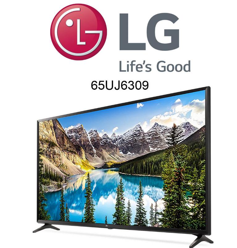 LG 65UJ6309 LED TV 65 Zoll UHD 4K Smart TV [Media Markt]