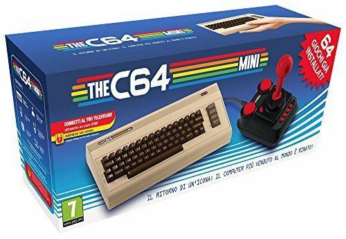 *sofort lieferbar* The C64 Mini Spielkonsole inkl. Versand um 77,71 € statt 99,99 €