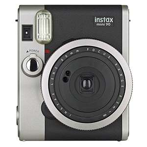 [Amazon Prime] Fujifilm Instax Mini 90 Neo Classic Kamera schwarz