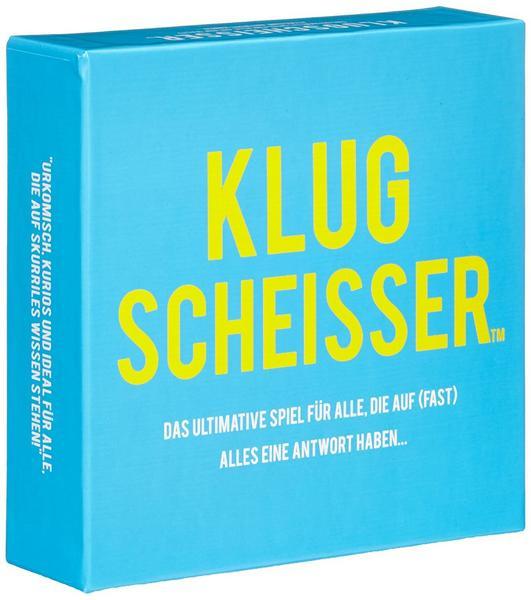 Klugscheisser - Das Ultimative Spiel für Mydealzer (Thalia)