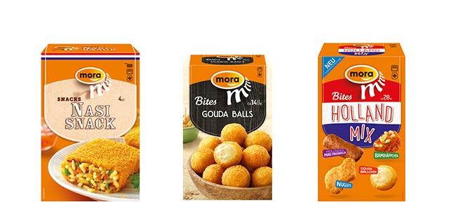 [Coupies/Edeka] 50% Cashback auf Mora Snacks