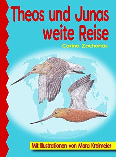 """kostenloses Kindle Buch für Kinder """"Theos und Junas weite Reise"""""""