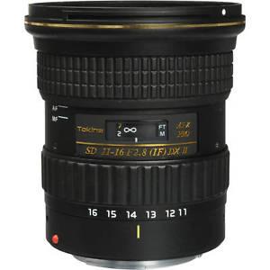 [Grauware] Tokina AF 11-16mm f/2.8 AT-X 116 Pro DX II Objektiv für Canon zum Schnäppchenpreis