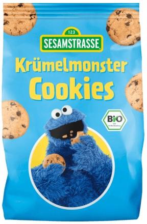Kaufland: Sesamstraße Krümelmonster Bio-Cookies ab 12.04