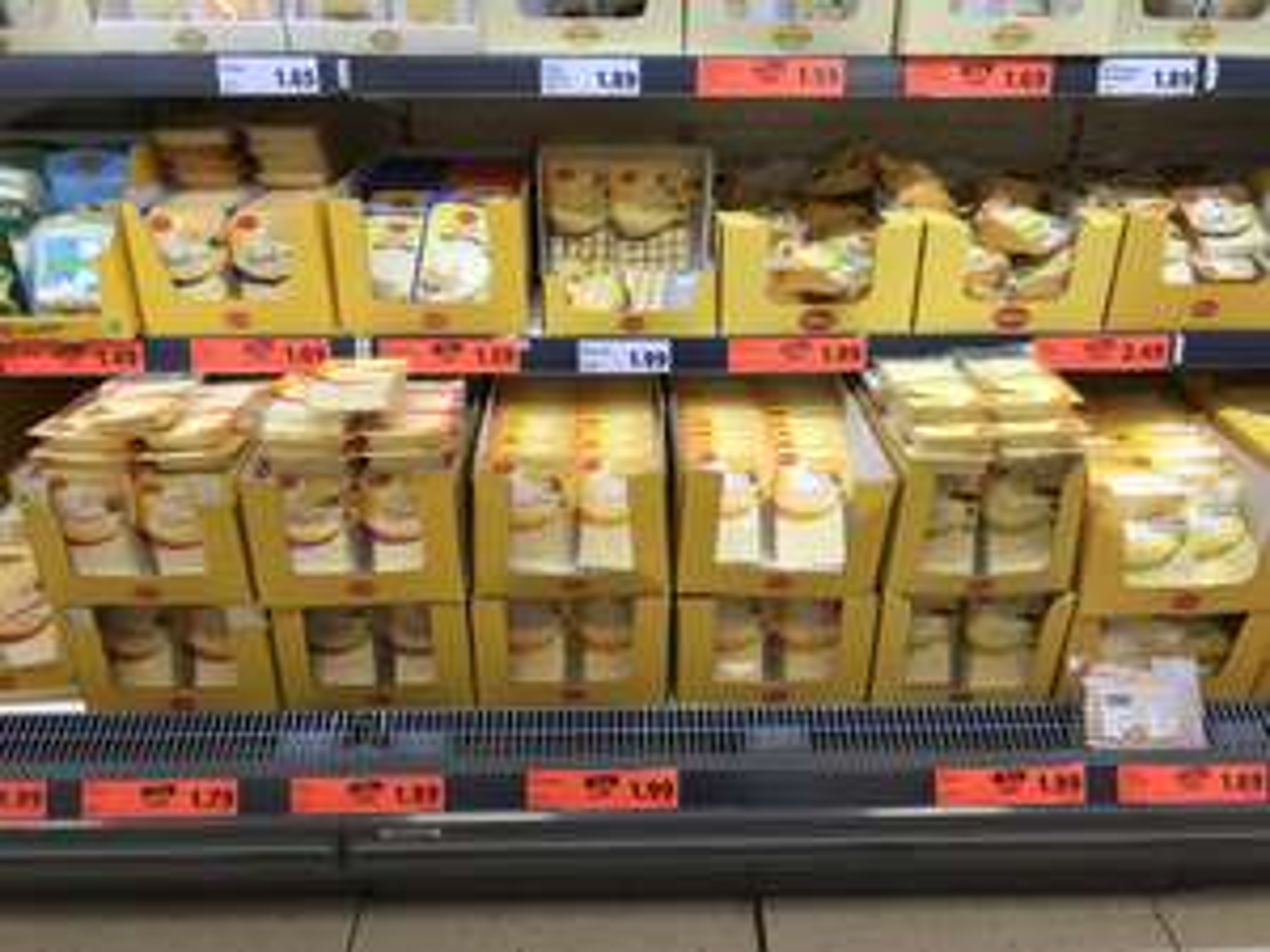 Edamer und weitere Käse Sorten im Preis reduziert bei Lidl 12-23% [Lokal]