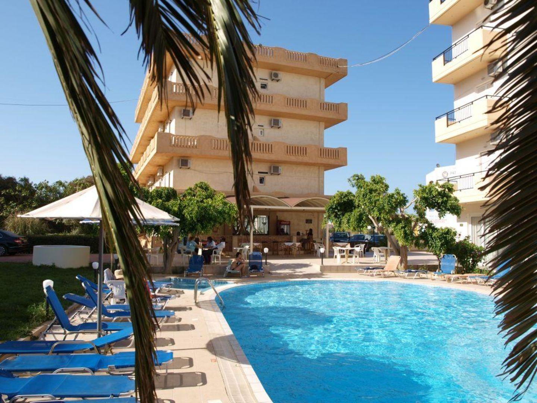 Kreta: Eine Woche im 2,5* Hotel inkl. Flug, Transfer und Frühstück ab 273€ p. P.