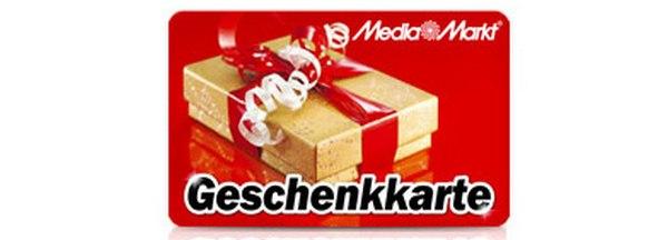 Media Markt Geschenkkarten mit 10% Rabatt