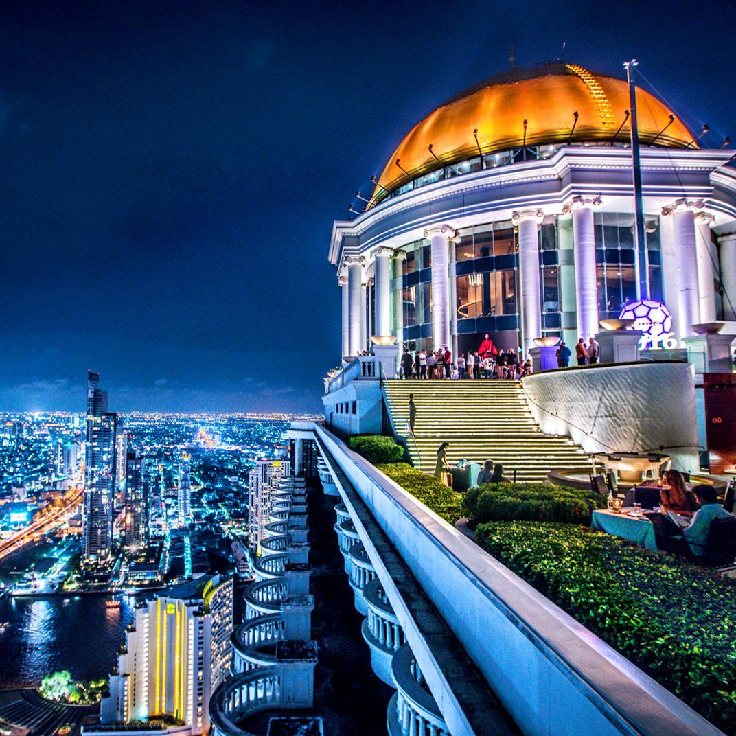 Business Class Flüge: Thailand [Juni - Februar & Hochsaison] - Hin- und Rückflug mit Turkish Airlines von Amsterdam nach Bangkok ab nur 1332€