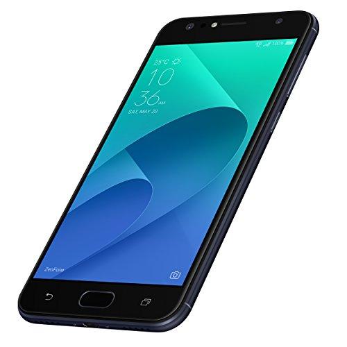 ASUS ZenFone ZD553KL, 14 cm (5.5 Zoll), 4 GB, 64 GB, 16 MP, Android, Schwarz oder/und weiß