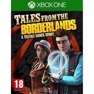 Tales from the Borderlands: A Telltale Games Series (Xbox One) für 7,94€ (Amazon)