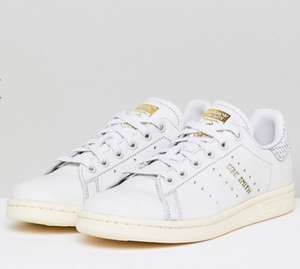 Bis zu 60% Rabatt auf Marken bei asos + 20% on top @Glamour Shopping Week, z.B. adidas Originals Off White Stan Smith Trainers​