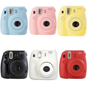 Fujifilm Instax Mini 8 Sofortbildkamera Generalüberholt in verschiedenen Farben