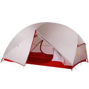 WolfWise 2 Personen Ultraleicht Zelt, Versand aus GB