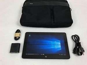 Dell Venue 11 Pro 7140 Core M-5Y71, 256GB SSD, 8GB Ram, 4G LTE, Top Zustand