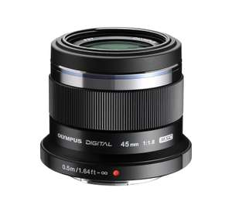 Olympus M.Zuiko Digital 45mm f1.8 Objektiv für 224,10€ (Amazon.it)