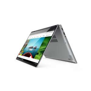 [Cyberport] Lenovo Yoga 720-15IKB 2in1 Notebook grau i7-7700HQ SSD FHD GTX1050 Windows 10