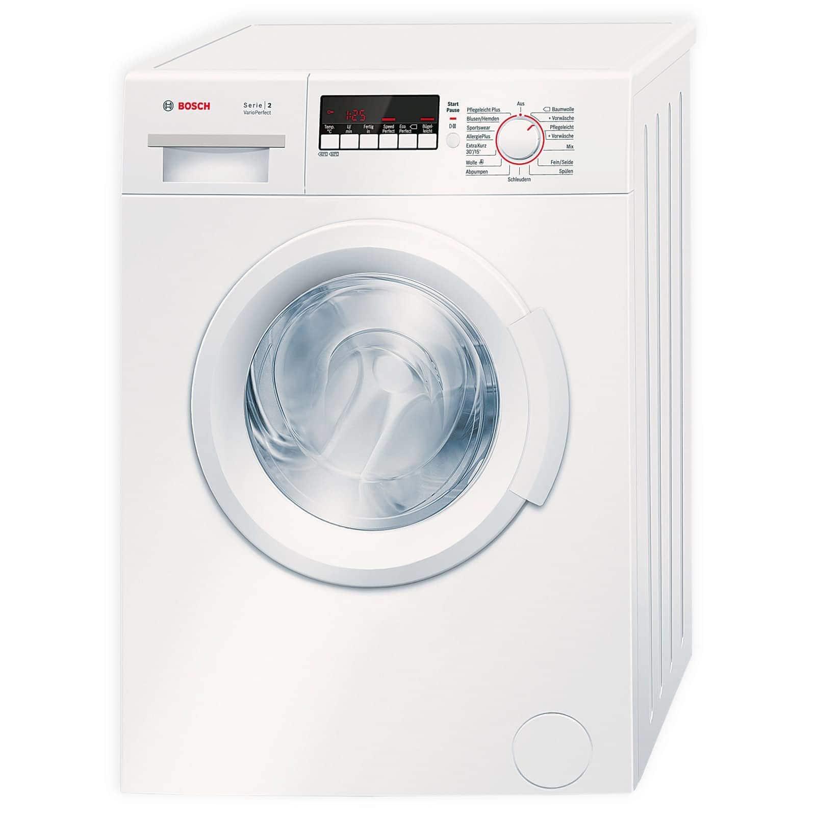 BOSCH Waschmaschine - WAB28270 incl. Versand - A+++