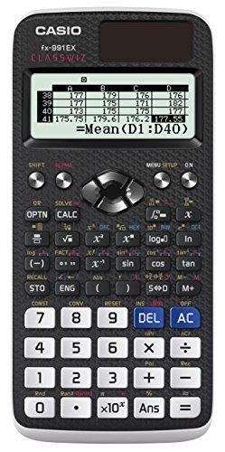 Casio FX-991DE X wissenschaftlicher Taschenrechner für 22€ [Amazon + Mediamarkt]