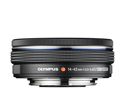 Pfannkuchen von Amazon Prime Olé: Olympus M.ZUIKO DIGITAL 14-42mm 1:3.5-5.6 EZ Objektiv schwarz