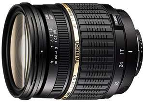 Tamron SP AF 17-50mm f2.8 XR Di II LD IF (Canon EF-S) für 198,62€ [Amazon.es]