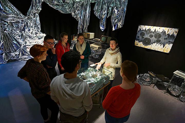 Heinz Nixdorf MuseumsForum - Paderborn - am Sonntag freier Eintritt