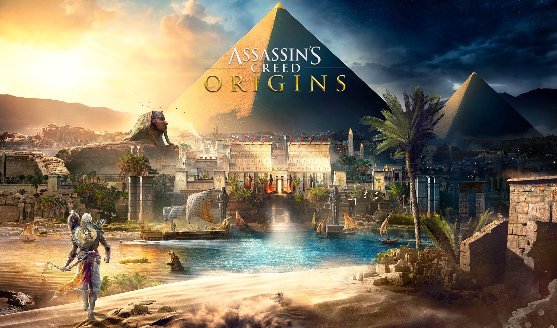 Assassin's Creed: Origins für 28,89€ + 15€-Gutschein (mit 30€ MBW) für den Razer Game Store [RazerGameStore]