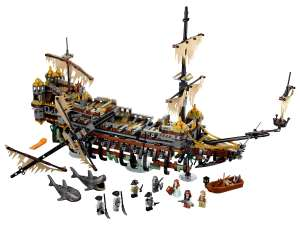 [Toys'r'us online] LEGO Disney Pirates of the Caribbean - 71042 Silent Mary