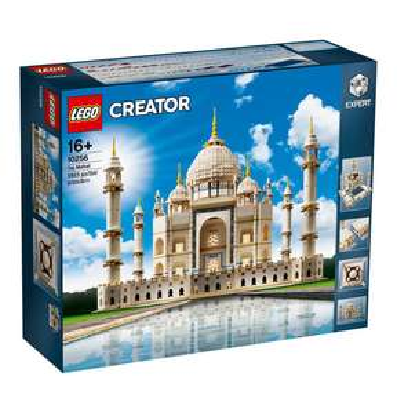 Lego Creator Taj Mahal 10256 für 269,99 Euro [Galeria Kaufhof]