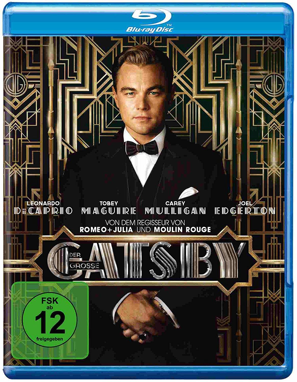 Der große Gatsby (Blu-ray) für 3,97€ (Dodax)