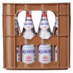 real: Aquintus in Glasflaschen + der übliche Gratiskram (kleiner Sammelthread)