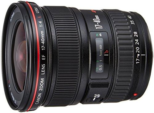 Canon EF 17-40mm f4.0 L USM für 522,48€ [Amazon.es]