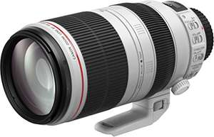 Canon EF 100-400mm f/4.5-5.6L IS II USM (Amazon.es)