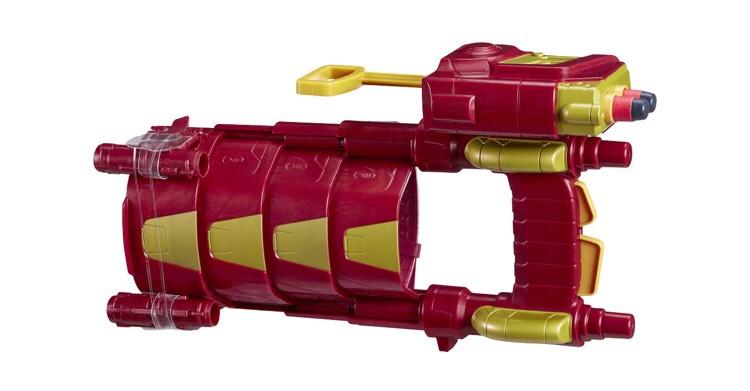 Iron Man NERF Extender Arm Blaster von Hasbro. (Lokal?) Kaufland