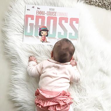 [FREEBIE] personalisiertes Malbuch für Kleinkinder (16 Seiten) als PDF