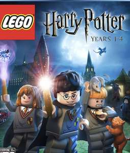 LEGO Harry Potter Years 1-4 Spiel (Mac OS)