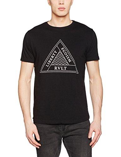 [AMAZON Plusprodukt] Revolution Herren T-Shirts Größe L