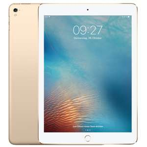 "[NBB] Apple 9,7"" iPad Pro 128 GB WiFi - Gold EU - Modell 2016"