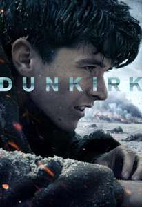 Dunkirk 4K Dolby vision Apple iTunes