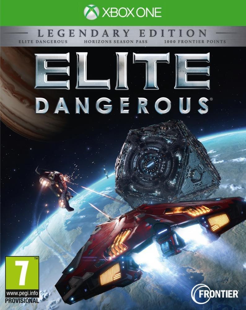 Elite Dangerous: Legendary Edition (Xbox One & PS4) für je 23,65€ (Amazon FR)