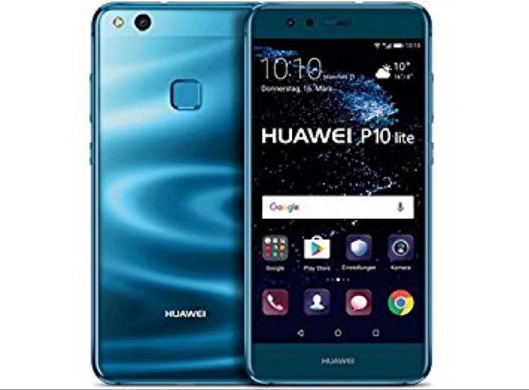 Huawei P10 Lite Dual-SIM 32GB/3GB blau [0815.eu]