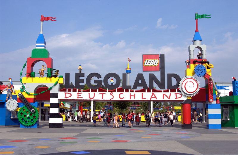 [Bayern] kostenloser Eintritt für Familien ins Legoland Günzburg