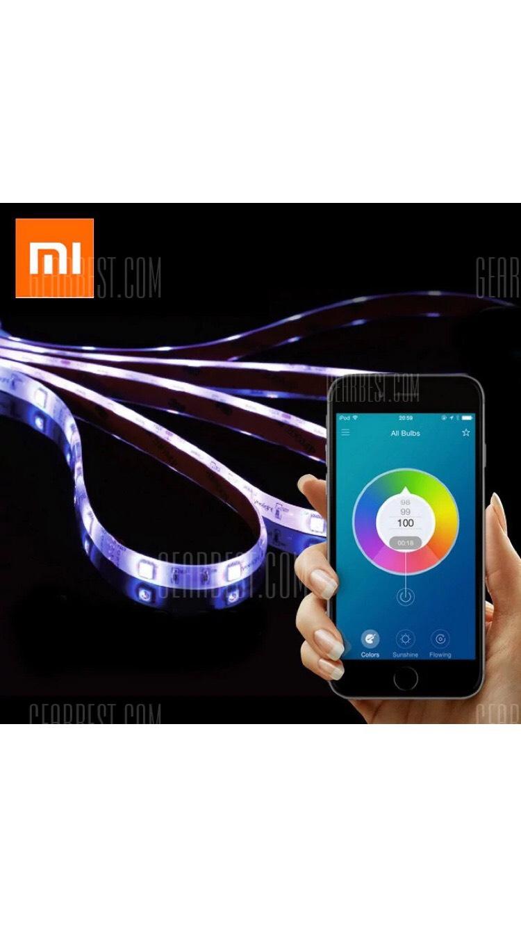 Original Xiaomi Yeelight Smart Light Strip für 18,52€