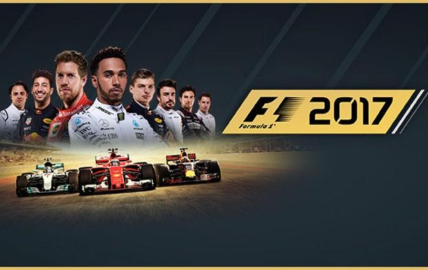F1 2017 (Steam) bei Humblebundle für 16,49€