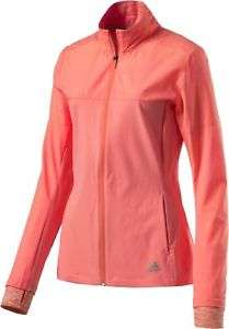 [intersport@eBay] Adidas Supernova Storm Laufjacke für Damen (Climaproof Wind, Climastorm, Regular Fit) in Größe XS, S, M oder L (orange)